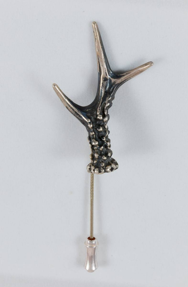 Krickerl, gross Hut-(Krawatten-)Nadel