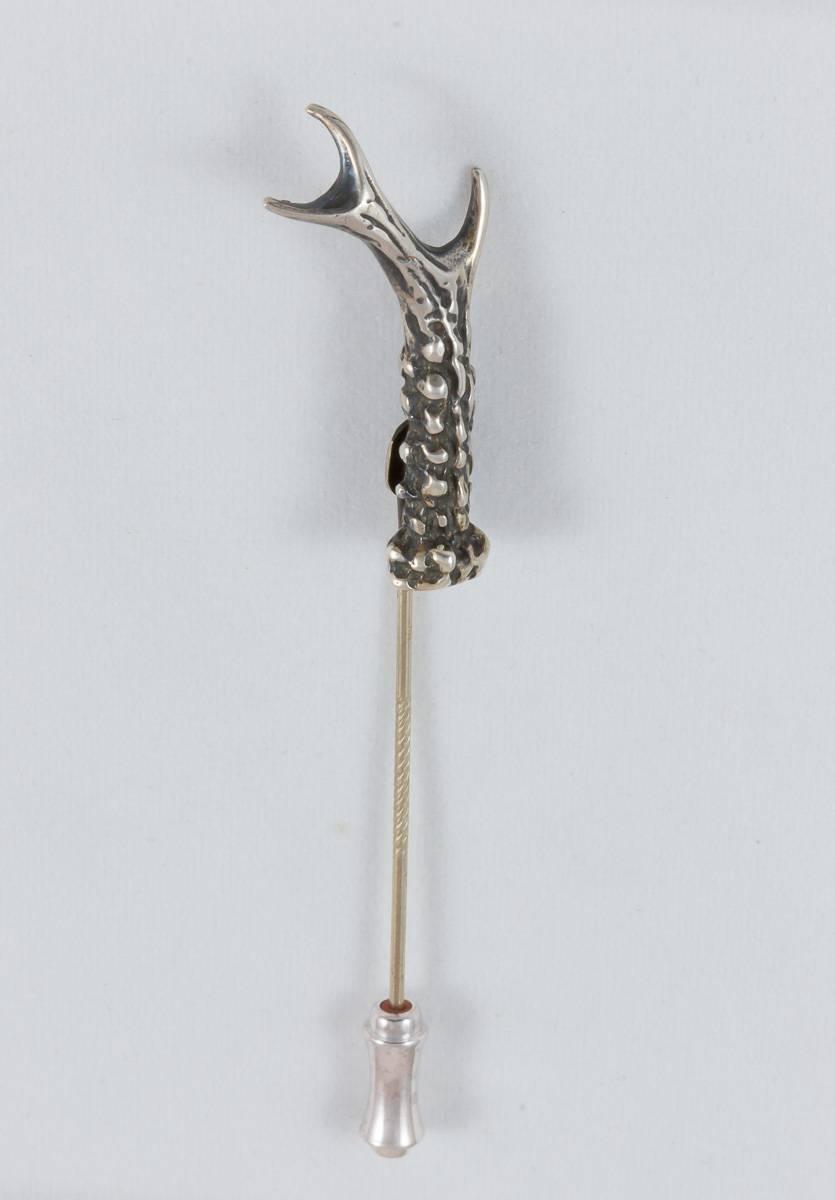 Krickerl, klein Hut-(Krawatten-)Nadel