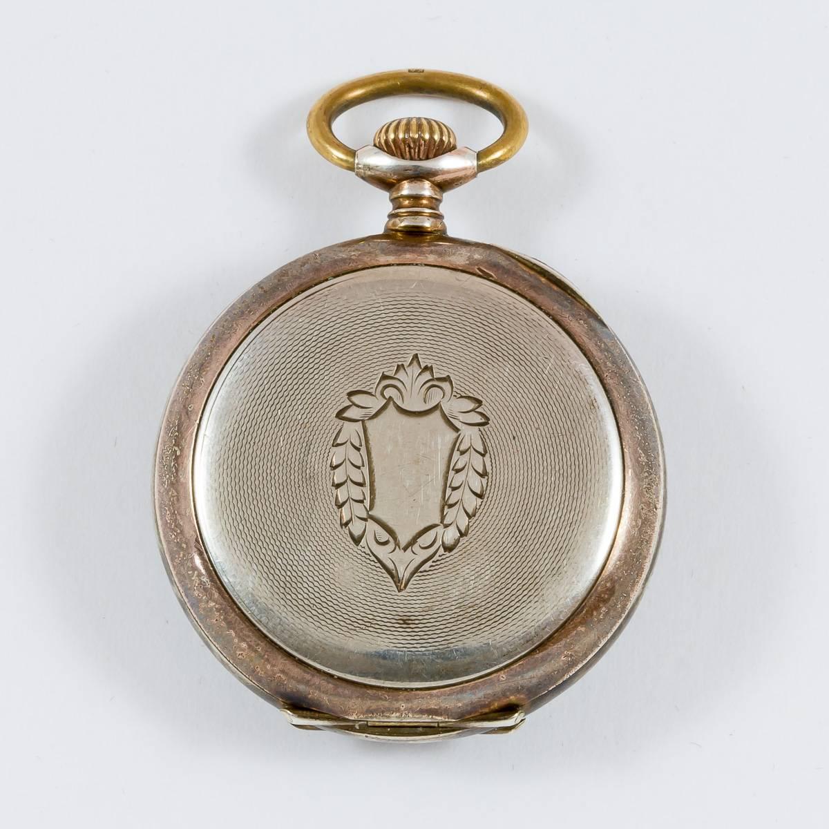 Damen Taschenuhr, um 1900