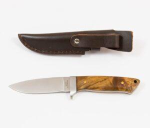 Jagdmesser 21 cm Stahl 420