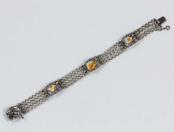 Armband mit 3 Grandeln
